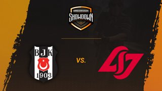 Besiktas vs CLG Red - Dust 2 - Group B - DreamHack Showdown Valencia 2019