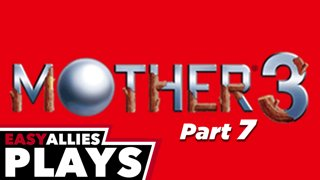Blood Plays Mother 3 (Pt. 7) - Lucas Hits the Tracks