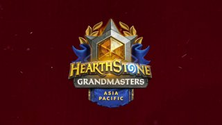 Hearthstone Grandmasters Asia-Pacific Season 2 - Playoffs Day 3