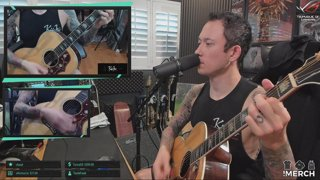 ITS THAT GUY FROM TRIVIUM! +5 CHANCES FOR OUR GRAMMY WIN IF YOU TUNE IN RIGHT NOW!