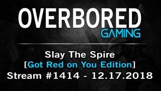 Slay The Spire + MTG:A [Stream #1414] & Darkwood [Stream #1415]