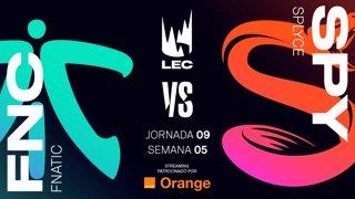 FNATIC VS SPLYCE | LEC | Spring Split [2019] League of Legends