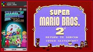 GreenDeathFlavor's Top Super Mario Bros  2 VODs