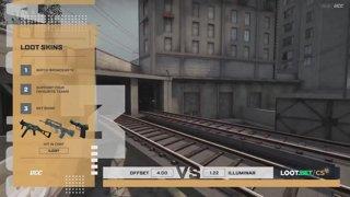 (EN) OFFSET vs Illuminar | map 2 | Loot.bet/CS Season 3 | by @oversiard & @VortexKieran