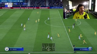 Highlight: Showing more FIFA 19 gameplay!