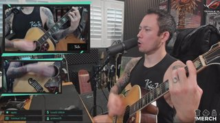 TRIVIUM SONGS AND WORKING A NEW TRIVIUM SONG!