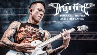 Matt Heafy (Trivium) - Through the Fire and the Flames By Dragonforce I Country Cover
