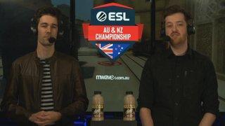ESL AUNZ Championship 2019 - CS:GO: Stage 2, Matchday #6 | pro.eslgaming.com/anz