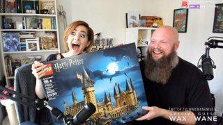 LEGO Hogwarts Castle #1: Feat. WAXWANEmusic
