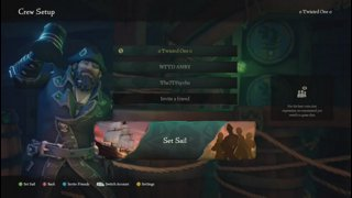 The Adventures of Captain Fatbeard & Friends -Sea of Thieves-