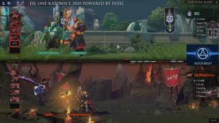 Dota 2 - OG vs. FTD - Game 1 - Group A Round 5 - ESL One Katowice 2019