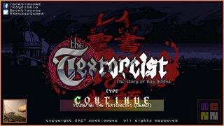 WGNN - The Textorcist/CrossCode 11/28/18 (K3W3L)