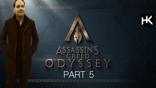 Assassin's Creed Odyssey | Part 5 | Let's Play | Jumping too far