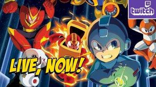 Mega Man Mini Legacy w/YoVideogames - Asus Giveaway -> http://bit.ly/ASUSMAX4  (Sat 9-22)
