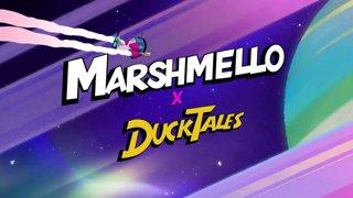 Marshmello x DuckTales - FLY