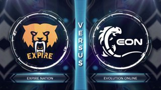 FCS S3 Round 1: Expire Nation vs Evolution Online