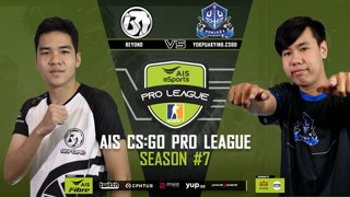 AIS CS:GO Pro League Season#7 R.5 | Beyond vs. Yokpokying MAP2 TRAIN