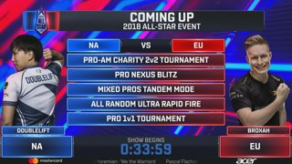 All-Star Event: Day 1
