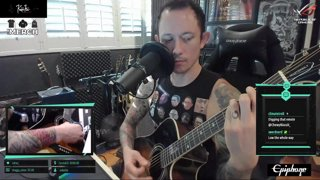 Matt Heafy (Trivium) - Tears In Heaven I Acoustic Cover