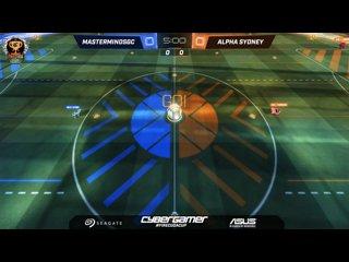 Seagate Firecuda Cup Wk.5 Masterminds VS Alpha Sydney