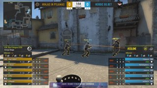 CS:GO - NiP vs. Heroic [Inferno] Map 2 - Group B - ESL One Cologne 2019
