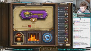 Reynad Opens 84 Packs and Builds His Druid Deck