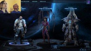 StarCraft Song & Dance Timez!