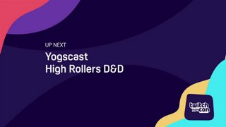 TwitchCon Europe 2019 - High Rollers D&D