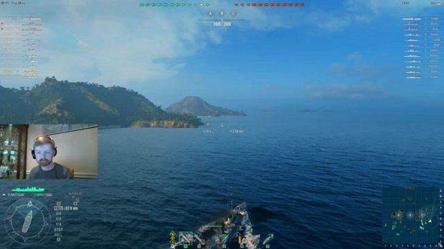 World of Warships Stream Lowlight - How to NOT Destroyer
