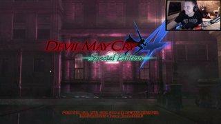 Devil May Cry 4. Legendary Dark Knight mode. Finale.