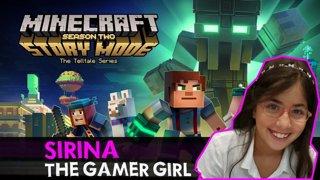 Sirina the Gamer Girl - Minecraft Story Mode Season 2 Episode 1