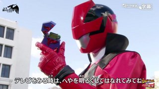 Thief Sentai Lupinranger VS Police Sentai Patranger - 03 พากย์ไทย mp4