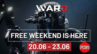 Highlight: PCG1 Plays World War 3 | Free Weekend