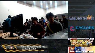 スマバト WiiU FINAL WB1 Tsubotsubo vs Gomamugicha / SUMABATO WiiU FINAL