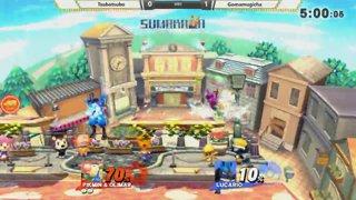 スマバト WiiU FINAL / SUMABATO WiiU FINAL