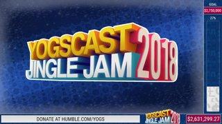 Highlight: JINGLE JAM 2018 DAY 12 - ISORRROWS PARTY