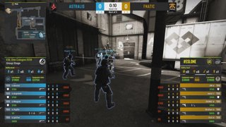 CS:GO - Astralis vs. Fnatic [Train] Map 1 - Group B - ESL One Cologne 2019