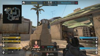 RERUN: Avangar vs Ghost Gaming - Dust 2 - DreamHack Open Tours 2019