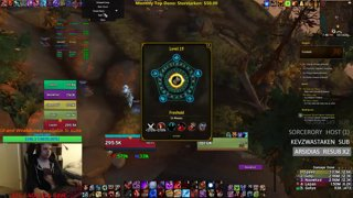 Rank 1 Freehold +19 - Blood DK PoV