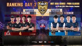 MET Asia Series PUBG Classic [Day2] Delay 5 นาที
