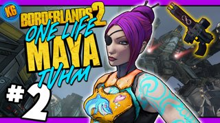 One-Life Maya Lives On!! - New DLC (TVHM Day #2)