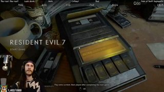 Resident Evil 7: End of Zoe NG (Easy) [PC] - 20:04