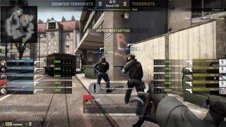 Telenorligaen: Vår 2016 - Counter-Strike: GO - Runde 1 - Celestial Gaming vs. Panters - Kamp 2
