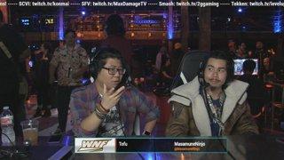 Стрим Street Fighter V leveluplive WNF Orange County Episode 4.6: Rattling the Kage