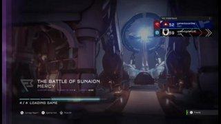 Halo 5: New Arena Map (Mercy)