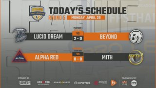 CS:GO Pro League Season#6 Lucid Dream vs. Beyond | Alpha Red vs. MiTH