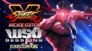 Стрим Street Fighter V capcomfighters WinnerStaysOn Sessions ft. Top UK Players [19/02/2019]