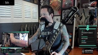 Matt Heafy (Trivium) - Britney Spears - Hit Me Baby One More Time I Metal Cover