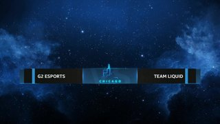 CS:GO - Team Liquid vs. G2 [Dust2] Map 1 - Group A - IEM Chicago 2019