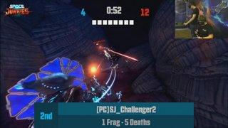 Space Junkies: Cosmic Corner - EU Champions vs Devs | Ubisoft